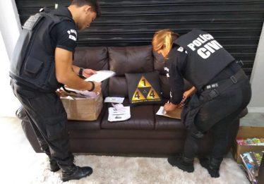 Policial militar e esposa donos de escola são investigados por falsificação de documentos