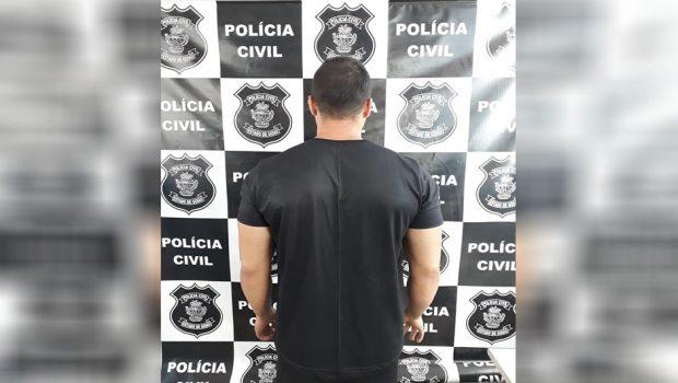 Preso suspeito de venda ilegal de anabolizantes, em Valparaíso