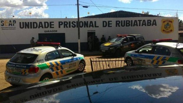 Estado terá de indenizar preso alvejado durante banho de sol, na unidade prisional de Rubiataba