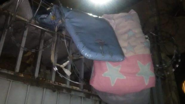Homem é detido após tentativa de furto a confecção de roupas, em Goiânia