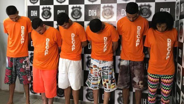 Polícia Civil desarticula quadrilha que comandava tráfico de drogas de dentro da cadeia