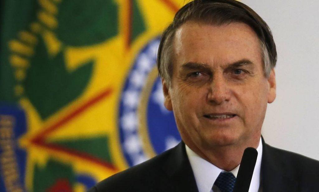 'Time' elege Bolsonaro como uma das cem pessoas mais influentes do mundo em 2019