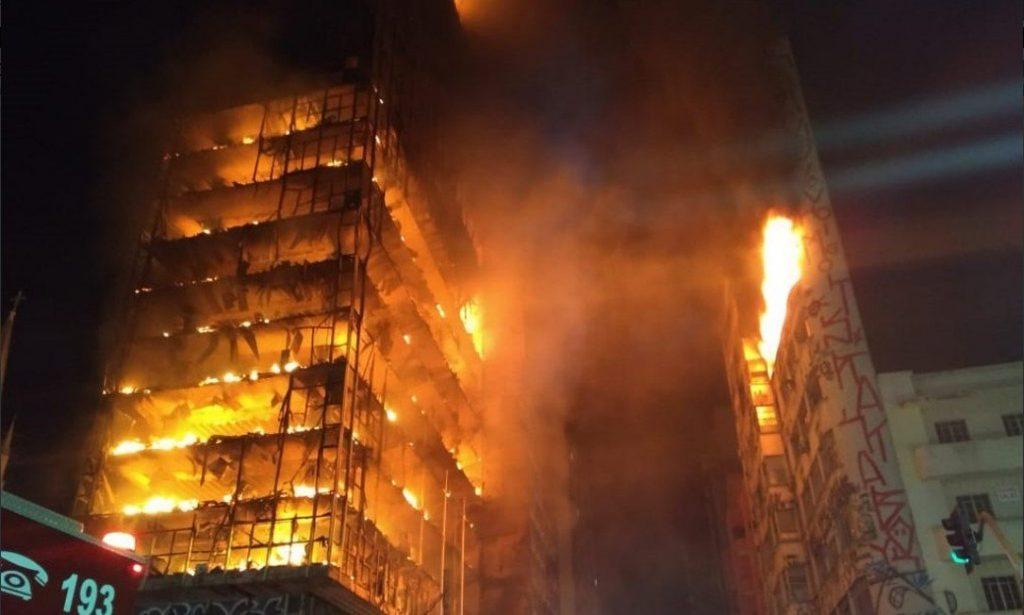 Um ano após tragédia, sobreviventes do prédio no Largo do Paissandu não receberam novas moradias