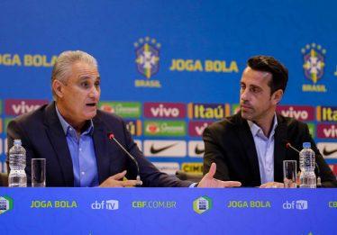 Tite convoca Brasil para Copa América com David Neres e sem Vinicius Jr.