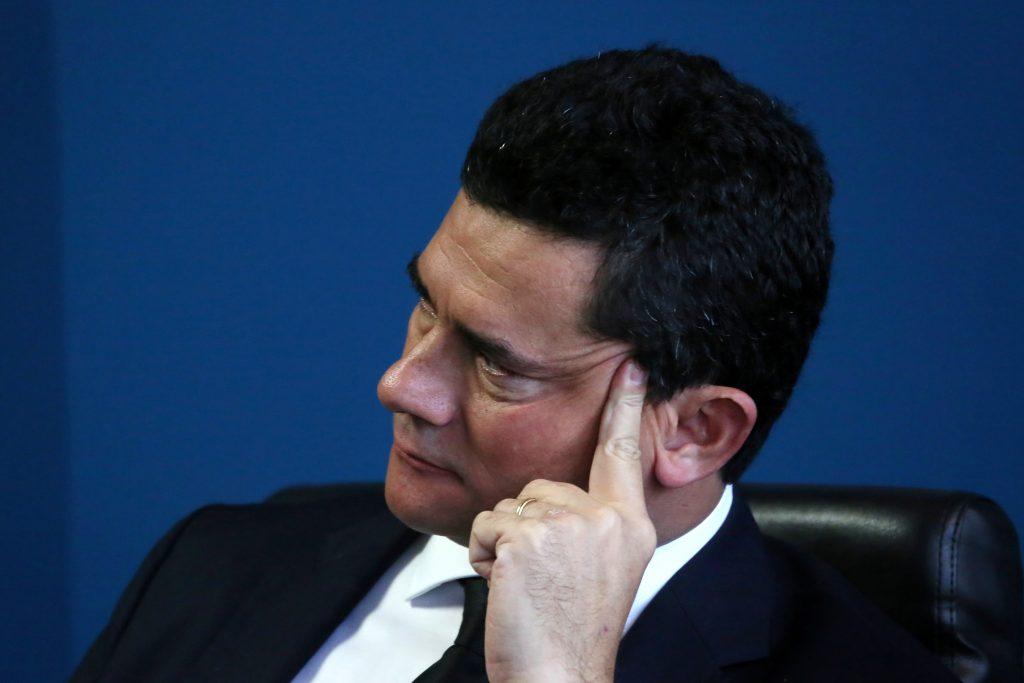 Pacote anticrime de Moro põe em lei audiência de custódia