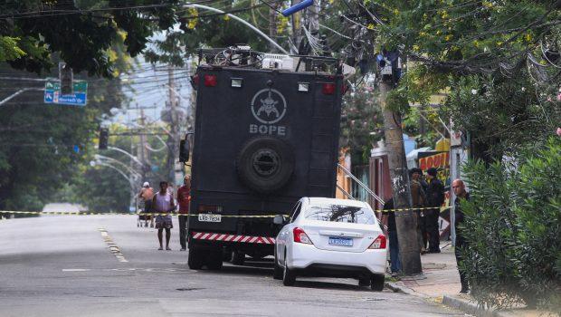 Militar do Exército mantém família refém por quase 14 horas por não aceitar fim de relacionamento, no Rio