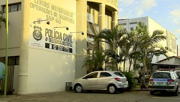 Preso suspeito de abusar sexualmente de enteada do irmão, em Aparecida de Goiânia