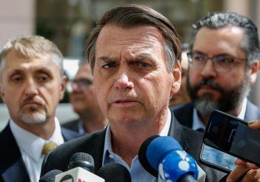 'Legislativo não pode fazer o que fez', diz Bolsonaro sobre mudança em MP