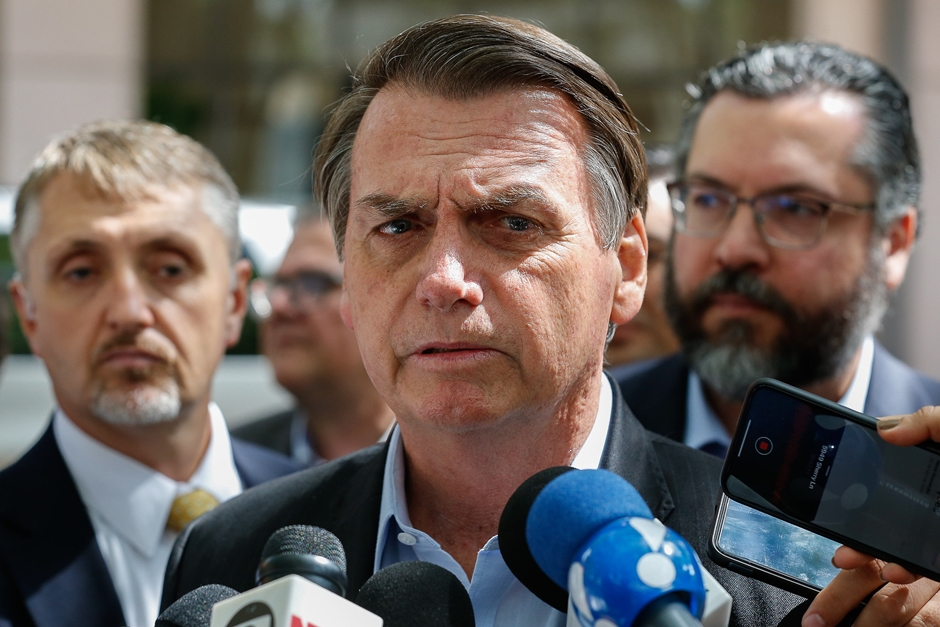 Bolsonaro sanciona anistia a partidos políticos após ter anunciado veto ao projeto