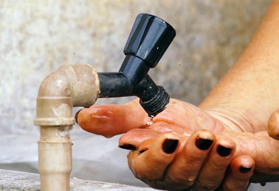 Moradores de 77 bairros, em Goiânia e Trindade, podem ficar sem água nesta segunda-feira (20)
