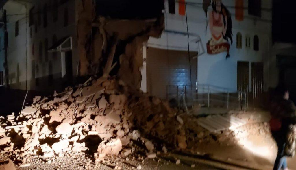 Terremoto é registrado no Alto Amazonas do Peru
