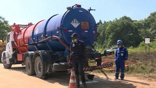 Polícia prende suspeito de provocar vazamento de combustível no Rio