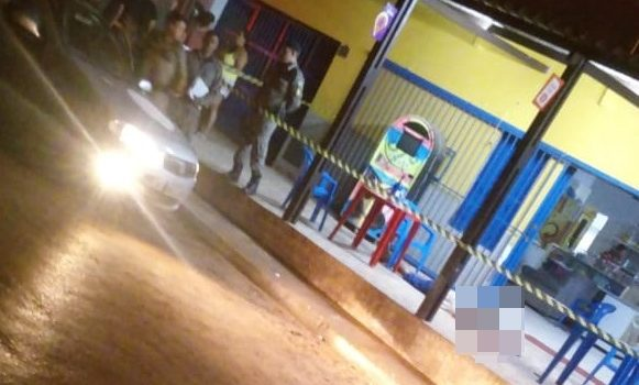 Dono de bar é executado a tiros em Luziânia, no Entorno de Brasília