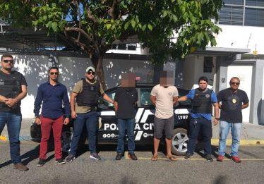 Suspeitos de envolvimento em latrocínio em Caiapônia são presos preventivamente