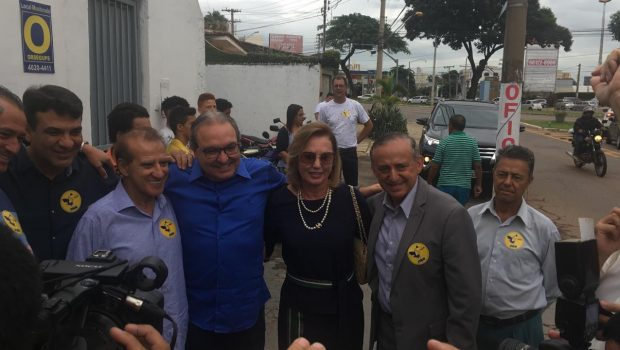 Jânio Darrot é eleito presidente do PSDB em Goiás e aponta reestruturação do partido