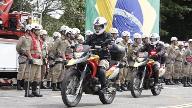 Goiânia e região metropolitana ganham serviço de motorresgate do Corpo de Bombeiros