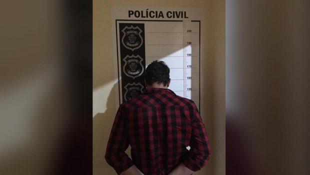 PC prende suspeito de matar mulher enforcada com cinto em Aragarças