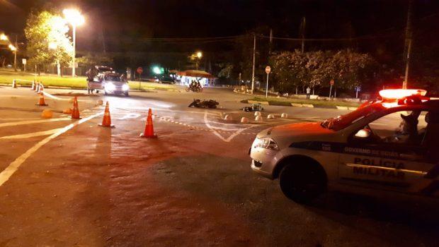 Entregador de comida via aplicativo morre em acidente no Setor Vila Nova em Goiânia