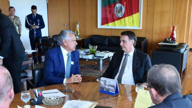 Bolsonaro virá a Goiás para lançamento do programa de recuperação do Rio Araguaia