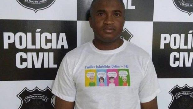 Condenado por estupro morre em menos de 24 horas após ser preso em Anápolis