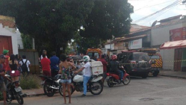 Assaltante morre em confronto com a Polícia Militar no Setor Centro Oeste, em Goiânia