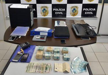 Servidores da Secretaria Estadual de Educação são suspeitos de fraudar obras de escolas em Goiás