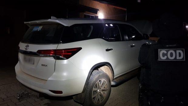 Advogado preso com carro roubado disse que foi enganado por comprador