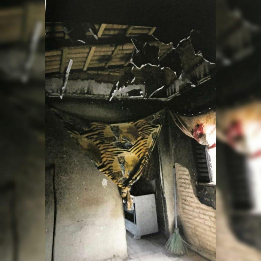 Homem é preso acusado de incendiar casa de ex-companheira, em Goianésia