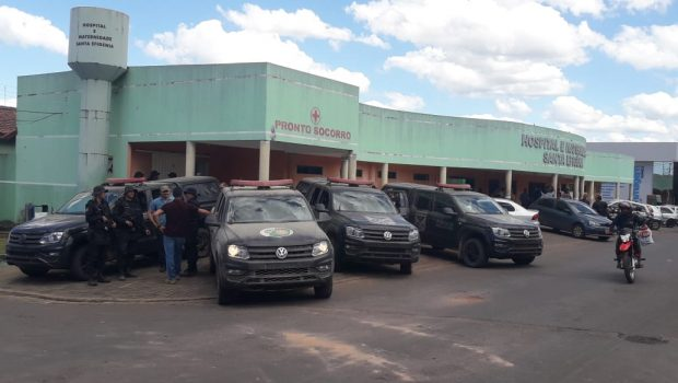 Seis homens morrem em confronto com militares em Niquelândia