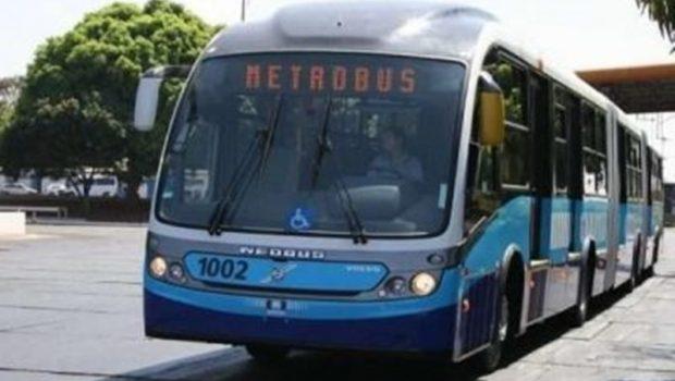 Trabalhadores da Metrobus suspendem greve até a próxima segunda-feira (20)