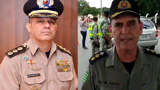Caiado troca secretário da Casa Militar em Goiás
