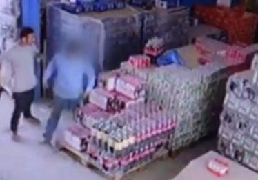 Um morre e dois são presos após assalto a distribuidora, no setor Vila Brasília