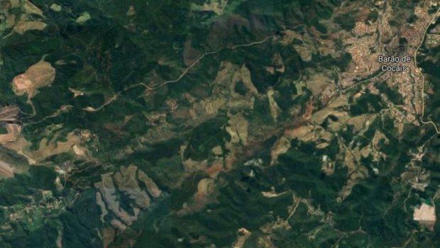 Deslocamento de talude de mina da Vale atinge 19 centímetros por dia