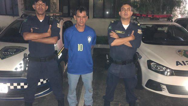 Preso suspeito de tentativa de estupro nas imediações da Câmara Municipal de Goiânia
