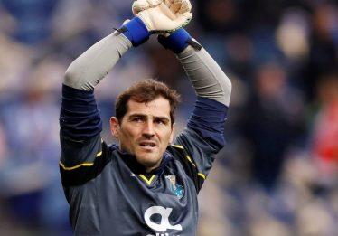 Médico do Porto diz que é cedo para projetar futuro de Casillas