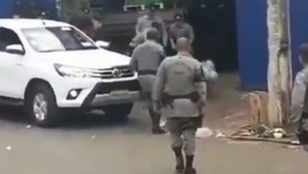 Idoso agride e ameaça trabalhador por dívida de R$ 63 contraída pelo patrão em Anápolis
