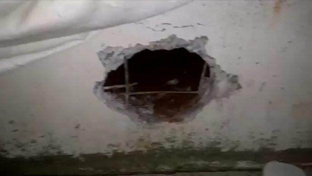 Vídeos inéditos mostram situação crítica de celas da CPP, em Aparecida de Goiânia
