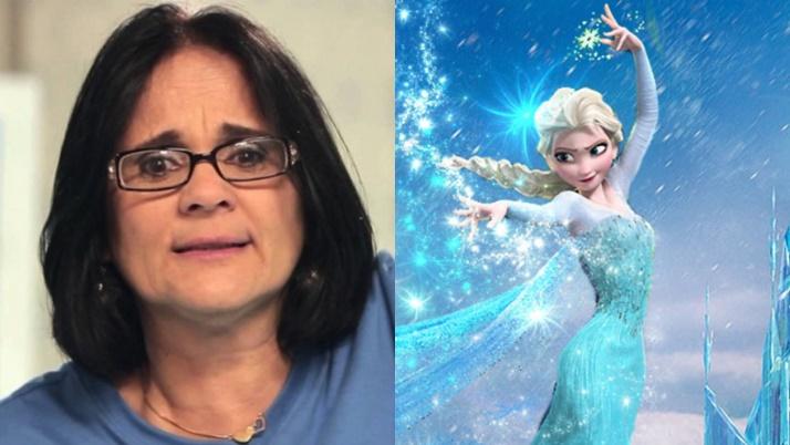 Damares Alves diz que Elsa, de Frozen, é lésbica por morar sozinha em castelo de gelo