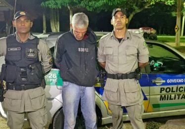Homem que cumpria semiaberto por estupro é preso novamente, suspeito do mesmo crime