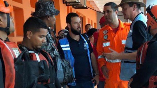 Militares brasileiros auxiliam vítimas de novo desastre em Moçambique