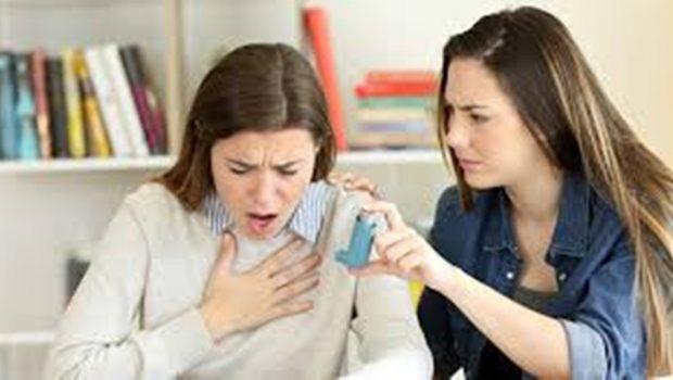Apenas 12% dos casos de asma no Brasil estão sob controle