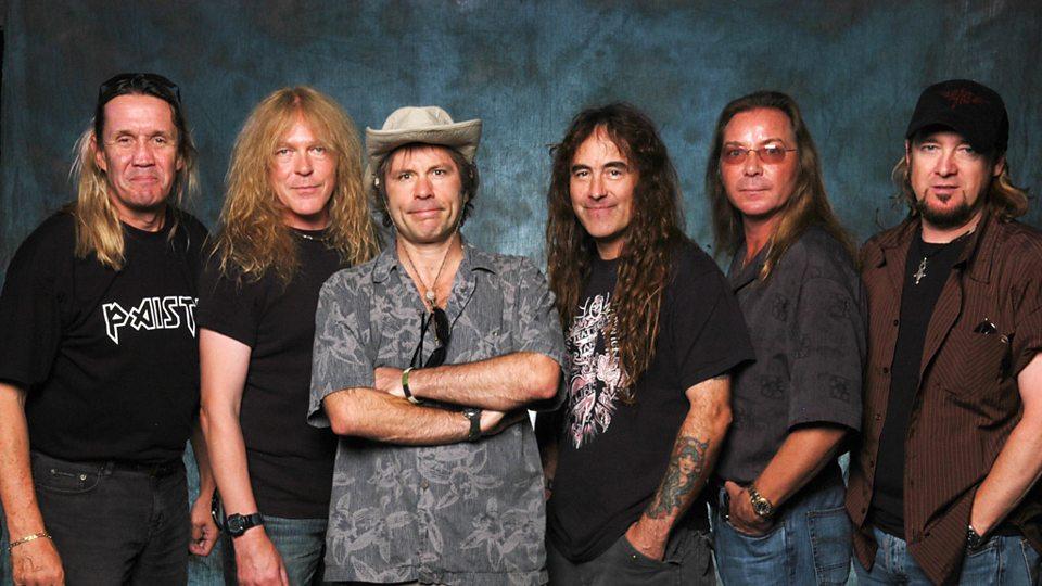 Iron Maiden anuncia dois shows no Brasil