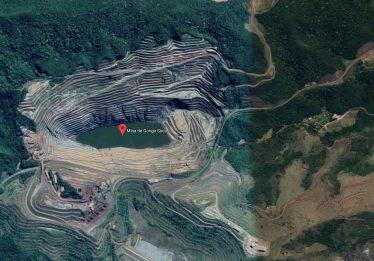 Talude do complexo do Gongo Soco pode se romper até dia 25, diz ANM