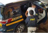 Homem é preso ao dirigir ambulância embriagado na BR-060, em Luziânia