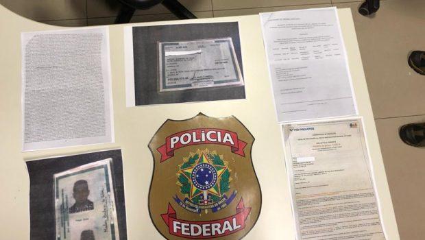 Homem é preso pela Polícia Federal ao tentar fraudar exame da OAB no DF