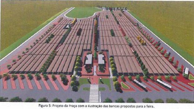 Obra de revitalização da Praça do Trabalhador começa no dia 03 de junho