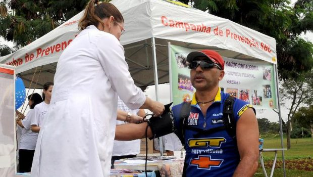 Hipertensão atinge 24,7% dos moradores de capitais brasileiras