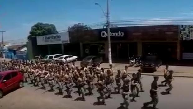 MP eleitoral representa ação contra policial que orientou propaganda ilegal a Bolsonaro em Luziânia