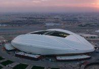 Qatar inaugura primeiro estádio para a Copa do Mundo com ar-condicionado nos assentos