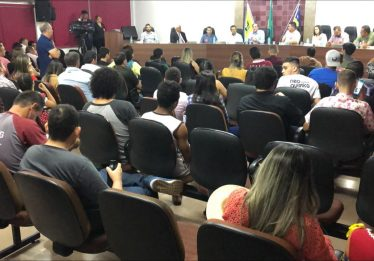 Audiência Pública defende manutenção da Campus da UEG em Sanclerlândia